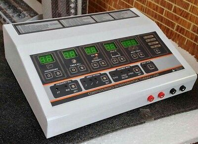 New Interferential Physical Therapy Machine Ift Physiotherapy Equipment 3