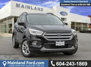 2018 Ford Escape SEL LOCALLY DRIVEN, ACCIDENT FREE