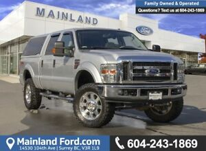 2008 Ford F-350 Lariat *LOW KM*