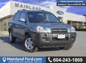 2006 Hyundai Tucson GL V6 LOW KMS, BC LOCAL