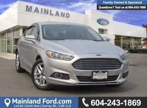 2013 Ford Fusion SE *LOCALLY DRIVEN*