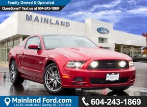 2014 Ford Mustang GT LOW KMS
