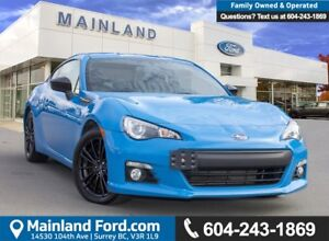 2016 Subaru BRZ Sport-tech LOW KMS, ACCIDENT FREE, BC LOCAL