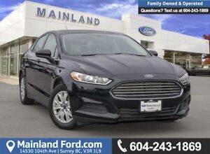 2014 Ford Fusion S *ACCIDENT FREE* *LOCALLY DRIVEN*