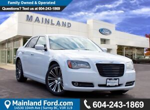 2013 Chrysler 300 S LOCAL