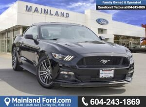 2017 Ford Mustang GT Premium LOW KMS, BC LOCAL, ACCIDENT FREE