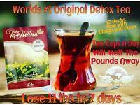 Detox tea!!