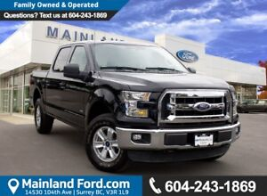 2016 Ford F-150 XLT NO ACCIDENTS, LOW KMS