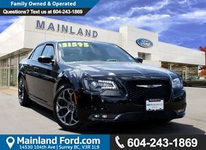 2016 Chrysler 300 S LOW KM'S, LOCAL, NO ACCIDENTS