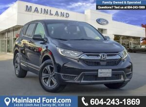 2018 Honda CR-V LX *ACCIDENT FREE* *LOCALLY DRIVEN*