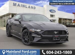 2018 Ford Mustang EcoBoost Premium Coupe 200A (CP)
