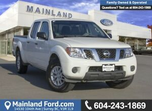 2015 Nissan Frontier SV LOW KMS, ACCIDENT FREE