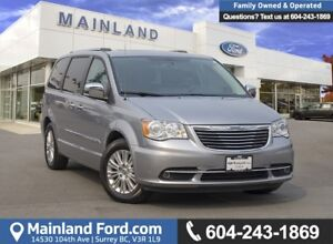 2013 Chrysler Town & Country Limited LIMITED - NAV - BACK UP...