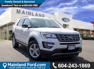 2017 Ford Explorer XLT NO ACCIDENTS, LOW KMS, LOCAL