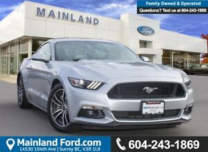 2017 Ford Mustang GT Premium LOW KMS, ACCIDENT FREE, BC LOCAL