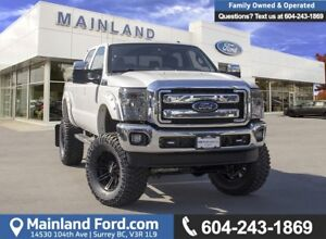 2015 Ford F-350 Lariat *ACCIDENT FREE* *LOCALLY DRIVEN*