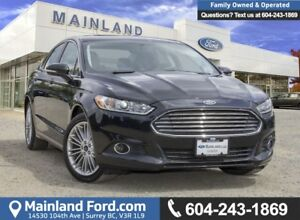 2014 Ford Fusion SE *ACCIDENT FREE*