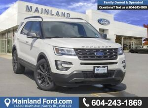2017 Ford Explorer XLT *ACCIDENT FREE* *LOCALLY DRIVEN*