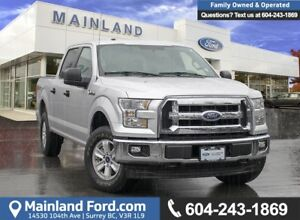 2017 Ford F-150 XLT *ACCIDENT FREE* * LOCALLY DRIVEN*