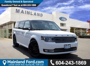 2016 Ford Flex Limited LOW KMS, LOCAL, NO ACCIDENTS