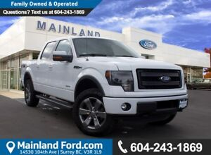 2013 Ford F-150 FX4 LOCAL, LOW KMS