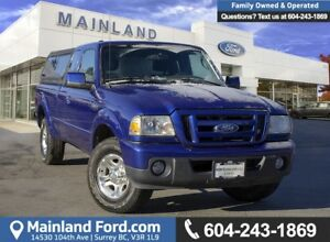 2011 Ford Ranger Sport *LOCALLY DRIVEN*