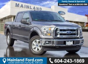 2017 Ford F-150 XLT LOW KMS
