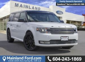 2018 Ford Flex Limited LOW KMS, ACCIDENT FREE, BC LOCAL