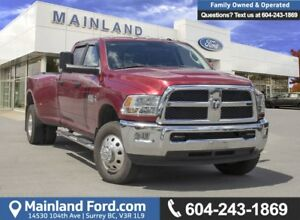 2014 RAM 3500 SLT *ACCIDENT FREE* *LOCALLY DRIVEN*