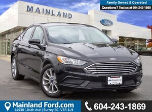 2017 Ford Fusion SE BC LOCAL, ACCIDENT FREE