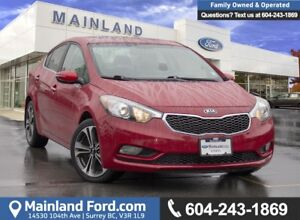 2014 Kia Forte 2.0L EX *LOCALLY DRIVEN*