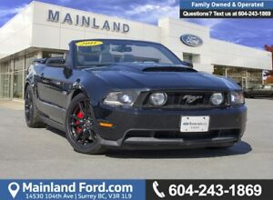 2011 Ford Mustang GT *LOCALLY DRIVEN*