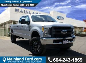 2017 Ford F-350 XL BDS LEVELING KIT, KO2 TIRES