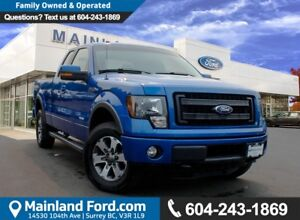 2014 Ford F-150 FX4 LOCAL, NO ACCIDENTS