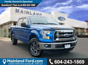 2015 Ford F-150 XLT LOCAL, LOW KMS