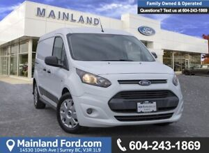 2015 Ford Transit Connect XLT LOCALLY DRIVEN, EX-LEASE