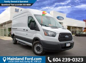 2016 Ford Transit-250 LOCAL, NO ACCIDENTS, LOW KM'S