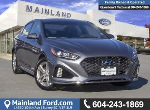 2018 Hyundai Sonata 2.4 Sport *ACCIDENT FREE* *LOCALLY DRIVEN*