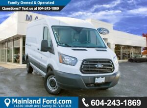 2017 Ford Transit-250 LOW KMS, ACCIDENT FREE, BC LOCAL