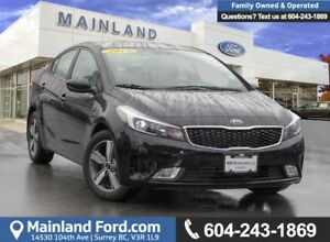 2018 Kia Forte LX *ACCIDENT FREE* *LOCALLY DRIVEN*
