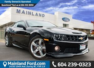 2011 Chevrolet Camaro SS LOCAL, NO ACCIDENTS, ONE OWNER
