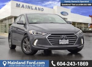 2017 Hyundai Elantra GL ACCIDENT FREE, BC LOCAL, EX-RENTAL