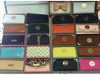 Purses and bags from £20