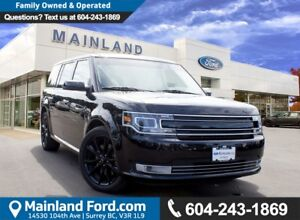 2017 Ford Flex Limited LOCAL, LOW KMS, NO ACCIDENTS