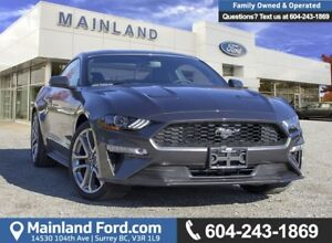 2019 Ford Mustang EcoBoost Premium Coupe 200A