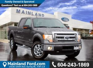 2014 Ford F-150 XLT LOW KM, NO ACCIDENTS, LOCAL BC