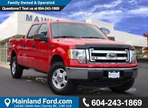 2013 Ford F-150 XLT NO ACCIDENTS, LOCAL, LOW KMS