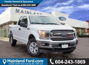 2018 Ford F-150 XLT LOCAL, NO ACCIDENTS, LOW KMS