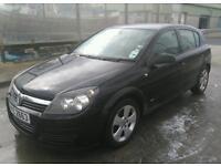 2005 Vauxhall Astra 1.7 cdti diesel 140k with mot PRICE DROP !!