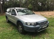 2004 Volvo XC70 Cross Country AWD Wagon 2.5L Turbo Petrol Auto Galston Hornsby Area Preview